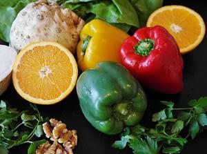 vegetables for healthy immune system
